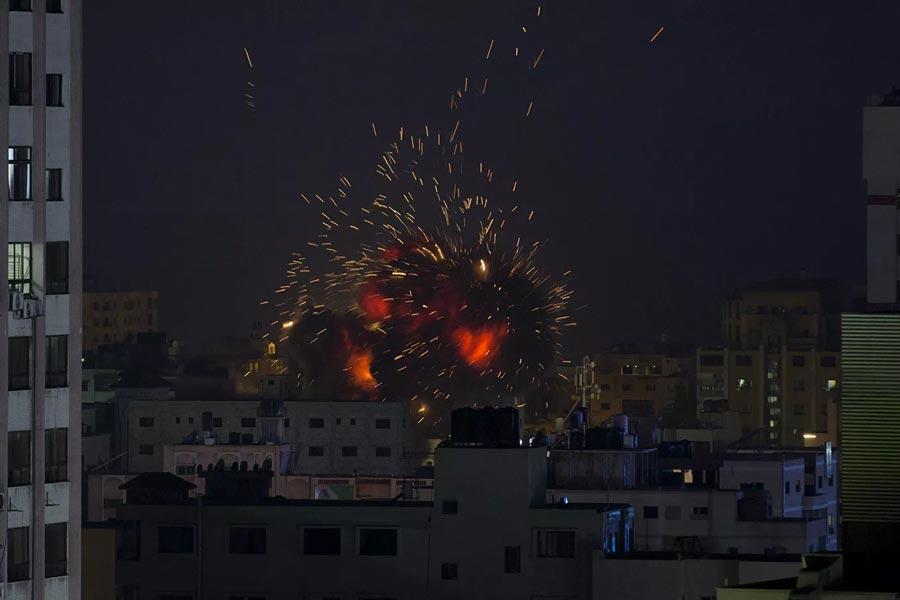 Ισραήλ Παλαιστίνη προπαγάνδα μυστικά ΜΜΕ