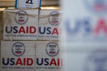 USAID βενεζουέλα ανθρωπιστική βοήθεια ΗΠΑ Γκουαϊδό