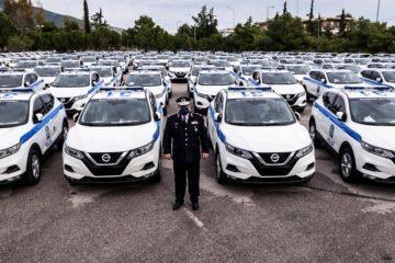 ελληνική αστυνομία περιπολικά