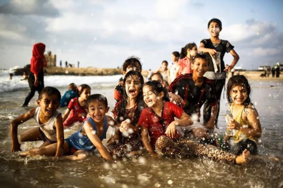 γάζα, παλαιστίνη