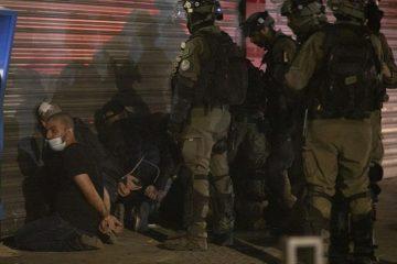 Ναζαρέτ μαρτυρίες βασανιστήρια Ισραήλ Παλαιστίνιοι