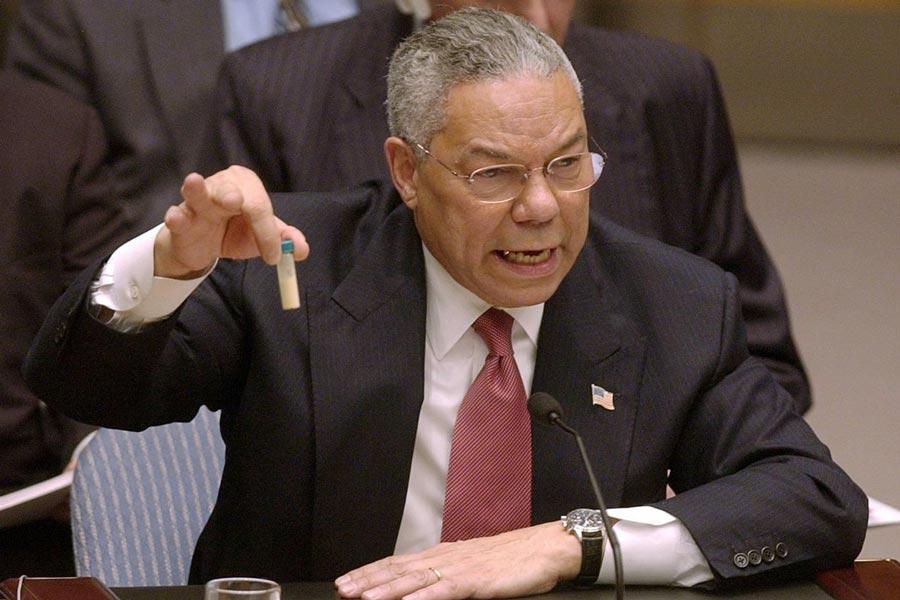 άρθρο κορονοϊός εργαστήριο Γουχάν ΗΠΑ Κίνα πυρηνικά Σαντάμ Ιράκ